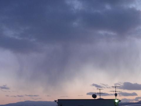 土曜日の雲(2011.02.05)