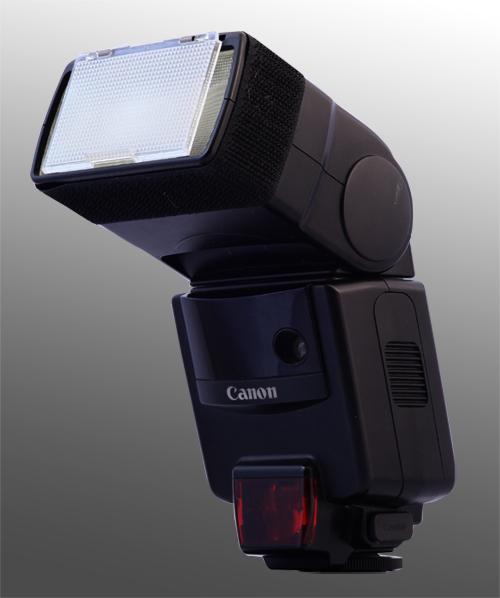 キャノン SPEEDLITE 540EZ
