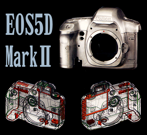 キャノン EOS-5D MarkⅡ