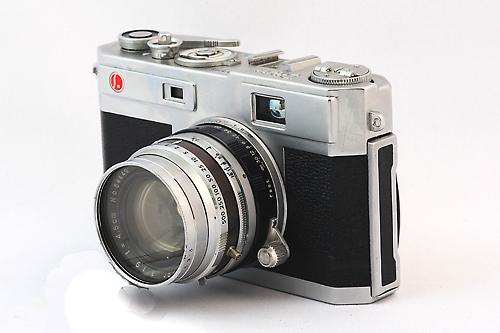ペトリ レジファインダー F1.9 クラシック カメラ 改造