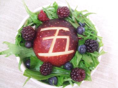 誕生日ケーキ1