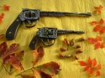 ゴム銃木の加工1