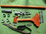 ナウシカ銃のパーツの概要