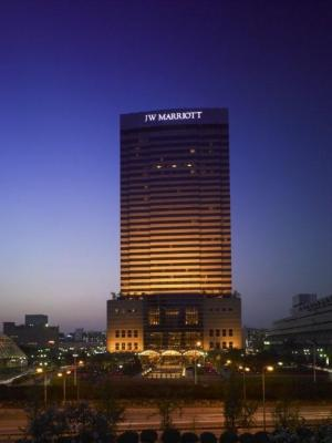 [JW Marriott Seoul]Exterior Night1_convert_20110501172830