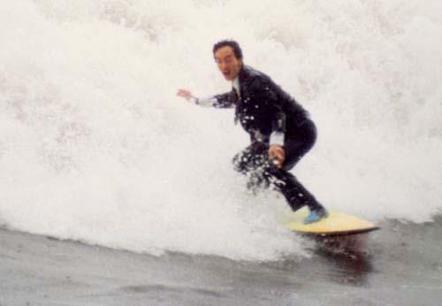 波、しょの 1