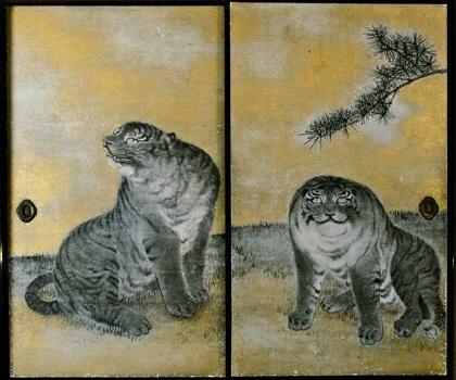 誰が何と言っても私は虎です!猫じゃないもん