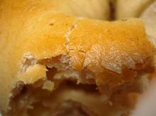 ベーコン&チーズ皮
