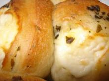 バジルとクリームチーズのエピアップ