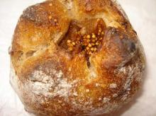 白無花果と胡桃のパン