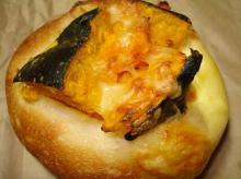 南瓜チーズ