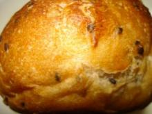 お芋のパン裏