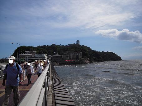 江ノ島だーーー♪♪♪