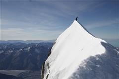 クック山頂