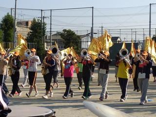 110601関西反省会と祥栄練習の日