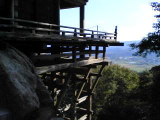 関東の清水寺