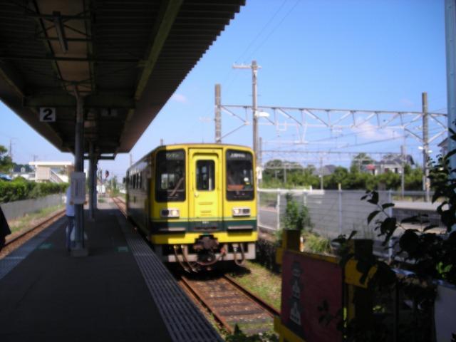 いすみ鉄道1stショット