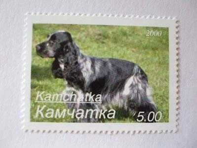 カムチャッカの切手