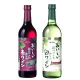 メルシャン株式会社 おいしい酸化防止剤無添加ワイン