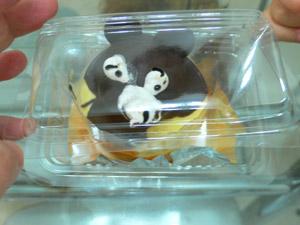 くまちゃんケーキ2