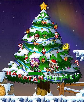 ほたるcとクリスマス