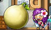 メイプル果実