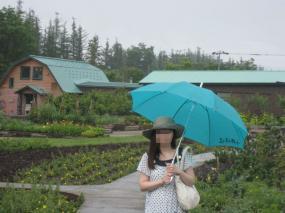雨降ってご機嫌ナナメ