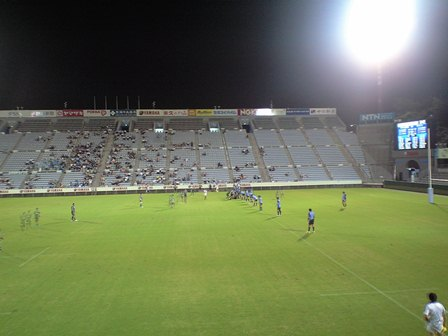 2011-09-17ラグビー オープン戦