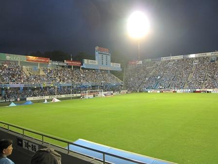 2011-08-14 J1リーグ 21節 vs.柏レイソル その2