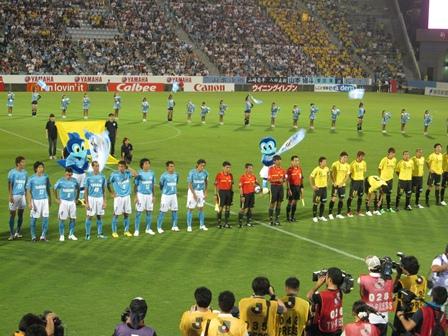 2011-08-14J1リーグ 21節 vs.柏レイソル その3
