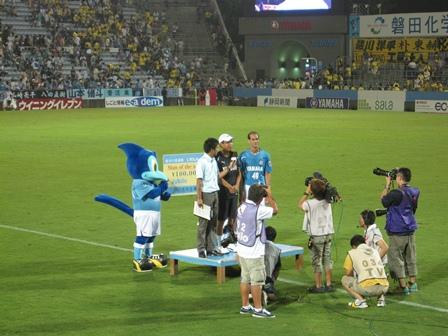 2011-08-14J1リーグ 21節 vs.柏レイソル その10