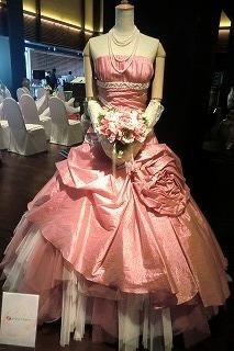 s-ピンクドレス