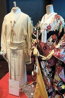s-婚礼和服