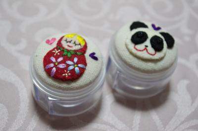 パンダ小物 1