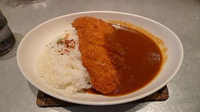 Curry Kitchin Spic カツカレー