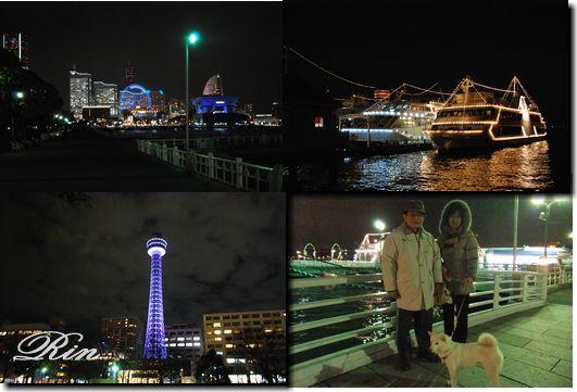 横浜の夜景~