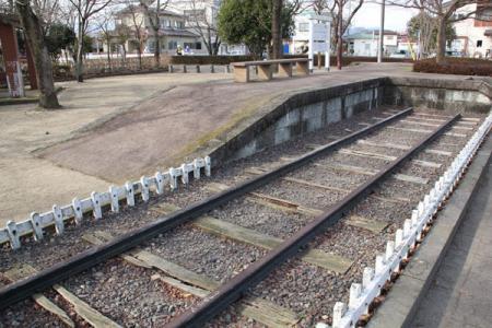 東野鉄道廃線跡