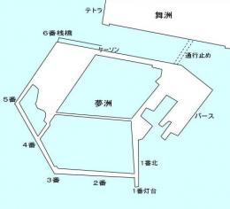 夢洲MAP