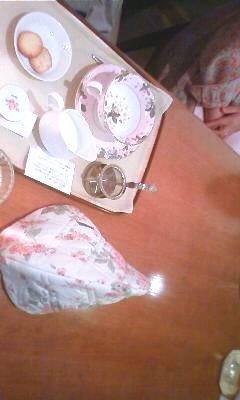 タティングお茶会2011・5月1