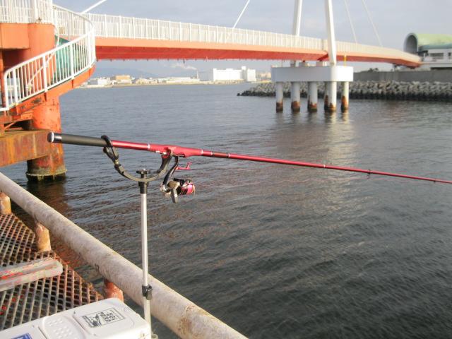 尼崎市立魚つり公園♪その2