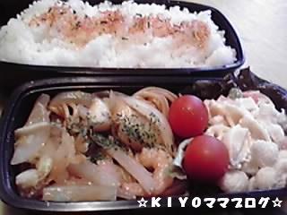 090421お弁当