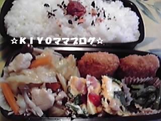 090529お弁当