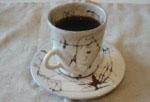 お気に入りの☆Kouichi Uchidaサンのカップ☆すてきな器がたくさんです☆