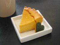 心を込めて☆かぼちゃの皮付き^^;