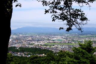 春日山城5