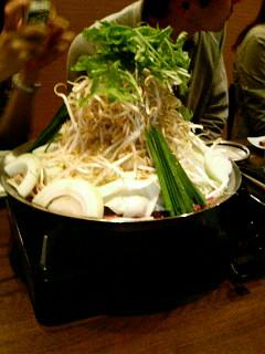 韓国式鉄板鍋