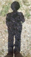 わたしの影