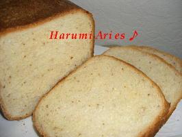 蕎麦入りパン