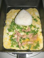 シーチキ水菜
