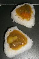 チーズカレー焼き2