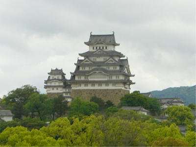平成21年5月7日姫路城